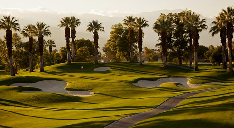 palm desert golf course